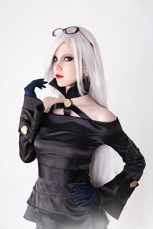 Witch by AkinaGasai