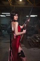 Agent Ada Wong by KsanaStankevich
