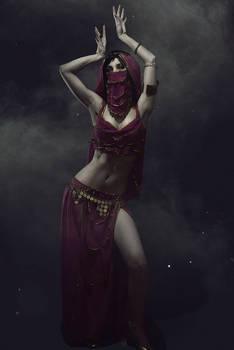Belly Dancer Mileena