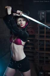 Moira Burton | Urban Ninja | Cosplay