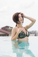 Tomb Raider | Lara Croft | Swimsuit version by KsanaStankevich