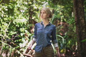 Uncharted 3   Elena Fisher   Cosplay by KsanaStankevich