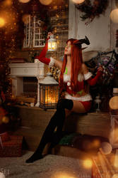 World of Warcraft | Christmas Cosplay by KsanaStankevich