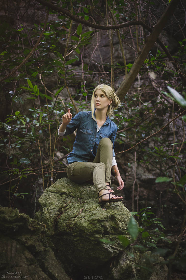 Uncharted 3 | Elena Fisher | Cosplay by KsanaStankevich