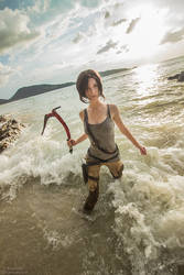 Tomb Raider 2013 | Lara Croft | Cosplay by KsanaStankevich