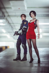 Resident Evil 2 Remake | Ada Wong | Cosplay