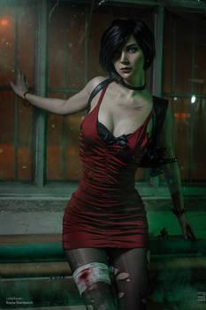Ada Wong   Resident Evil 2 Remake   Cosplay
