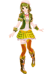 Trying to make a Gumi model