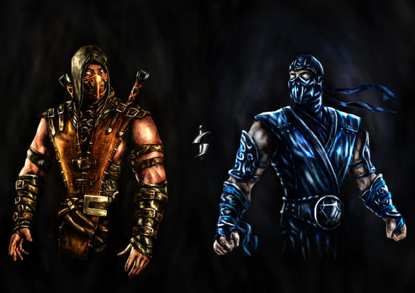 Mortal Kombat X Rivalry favourites by MilyMileena on ...