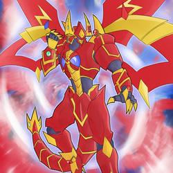 Number 108: Odd-Eyes Supreme Dragon Knight