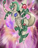 Odd-Eyes Future Dragon - Full Art