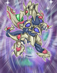 Odd-Eyes Present Dragon - Full Art