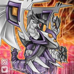 Chimeratech Violent Dragon! - Artwork