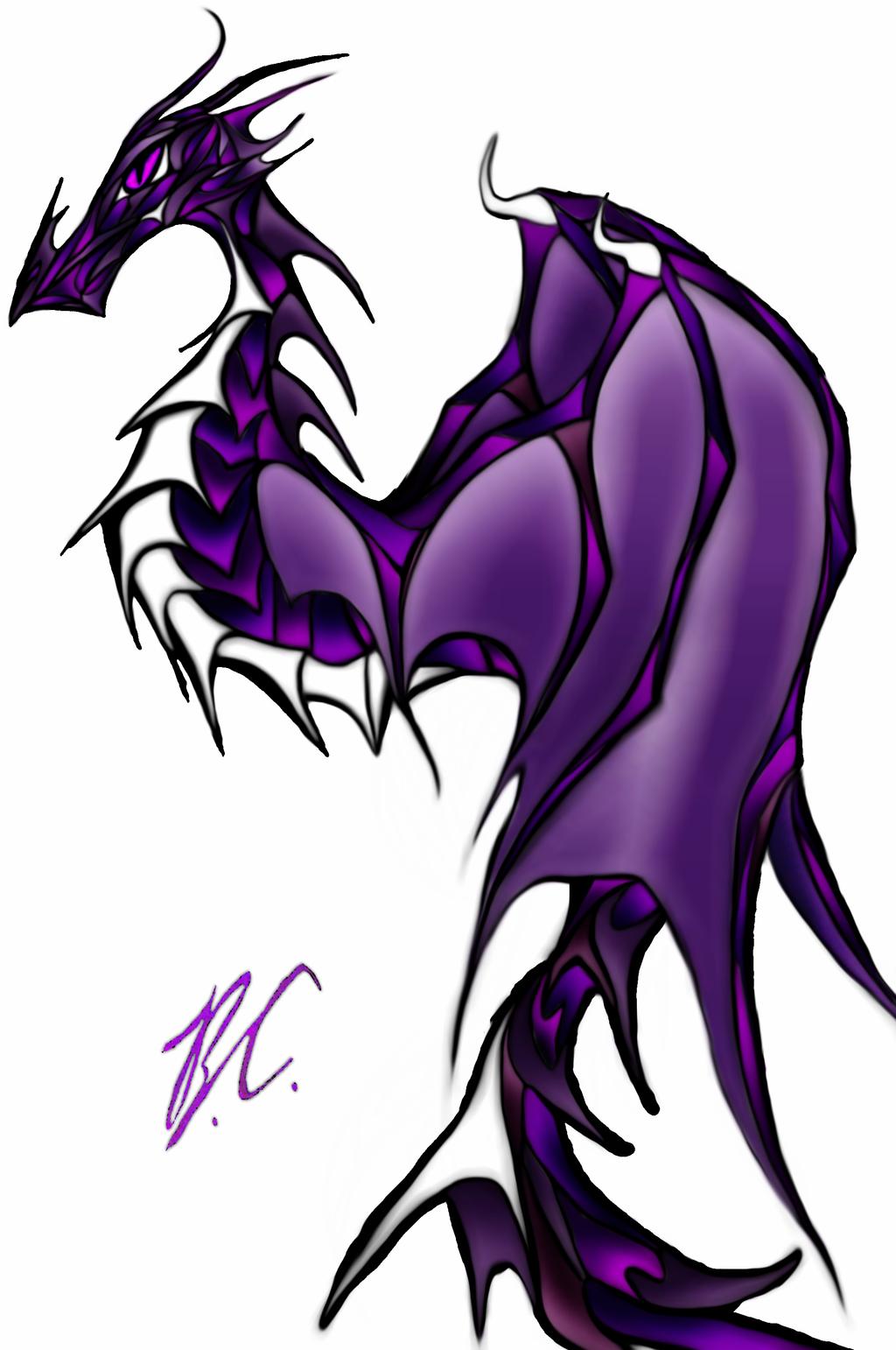 Dragon Done :D by RubyPheonix
