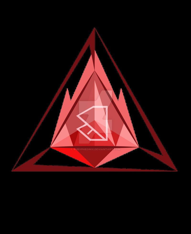 Blazing Ruby Design - Logo by RubyPheonix