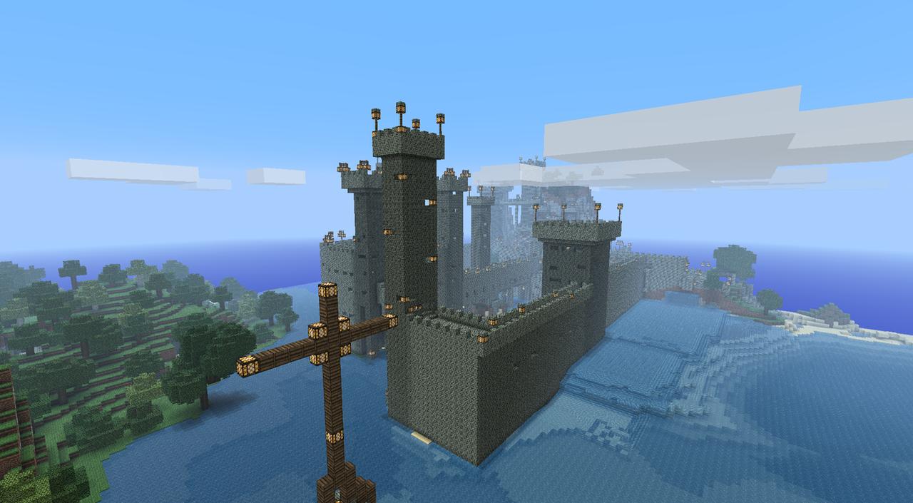 Minecraft Stronghold Part 1 By GerDexter On DeviantArt