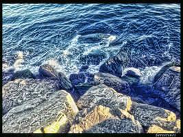 bizim sahil by Servetinci