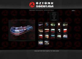 ozturksogutma.com by Servetinci