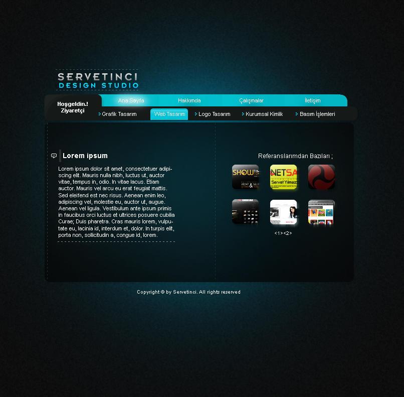 Servetinci Design Studio