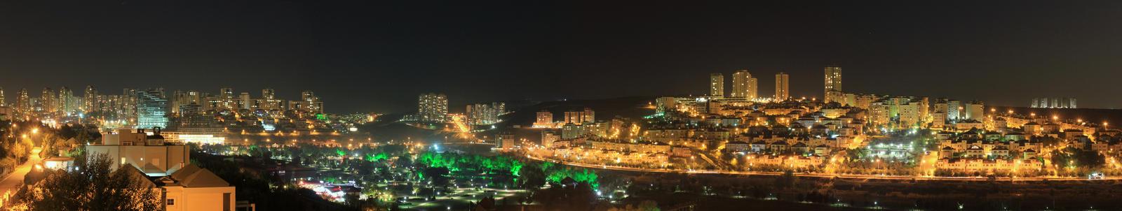 Bahcesehir panoramik by Servetinci
