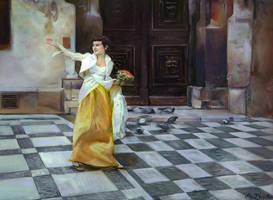 Czech Bride by sheppardarts