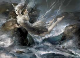 Wind Dancer by sheppardarts