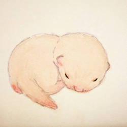 bebe hurn by AliAloBones