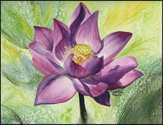 The Lotus by Keira-Sama