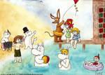 Contest - Moomin Summer