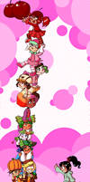 Wreck-it-Ralph - A Tower of Sugar by Genolover