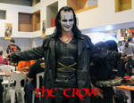 Berter as Eric Draven CosPlay by blackdidthis