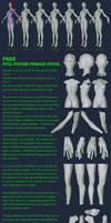 FREE ZTOOL - Full Figure Female