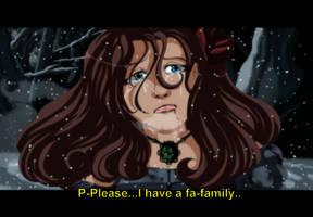 .:Screenshot:. Any Last Words? by oreana