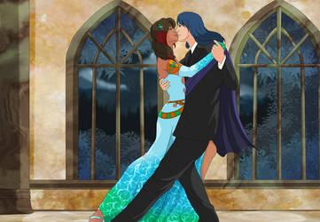.:Birthday:. Dancing the Night Away by oreana