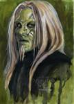 Wraith Todd, colour study