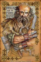 Hobbit Illumination, Dwalin