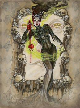 Poisoned Apple (Snow White)