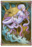 Mermaids of the Deep: Antarctic volcanic octopus