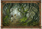 The Old Forest by BohemianWeasel