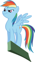 Rainbow Dash - Assassin by Diftraku