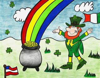 Happy St. Patrick's Day!!!! by graciegralike