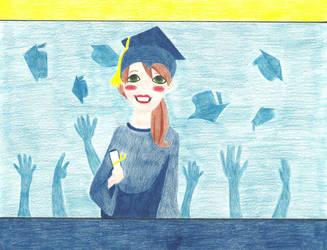Graduation Day by graciegralike