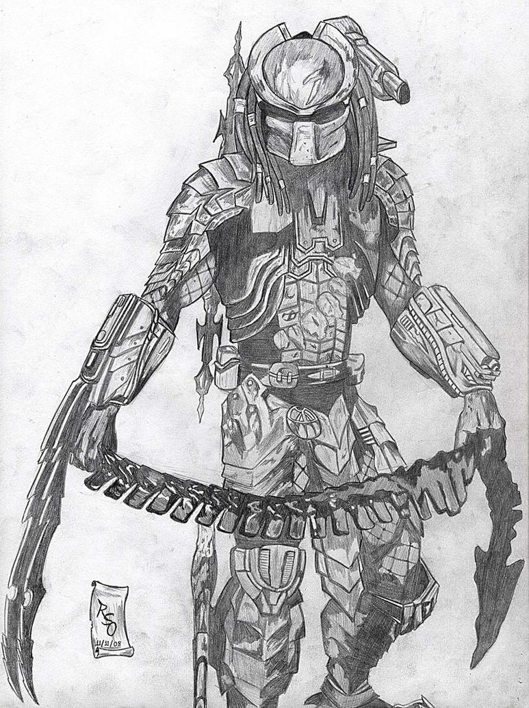 Predator Scar by rraphall04 on DeviantArt