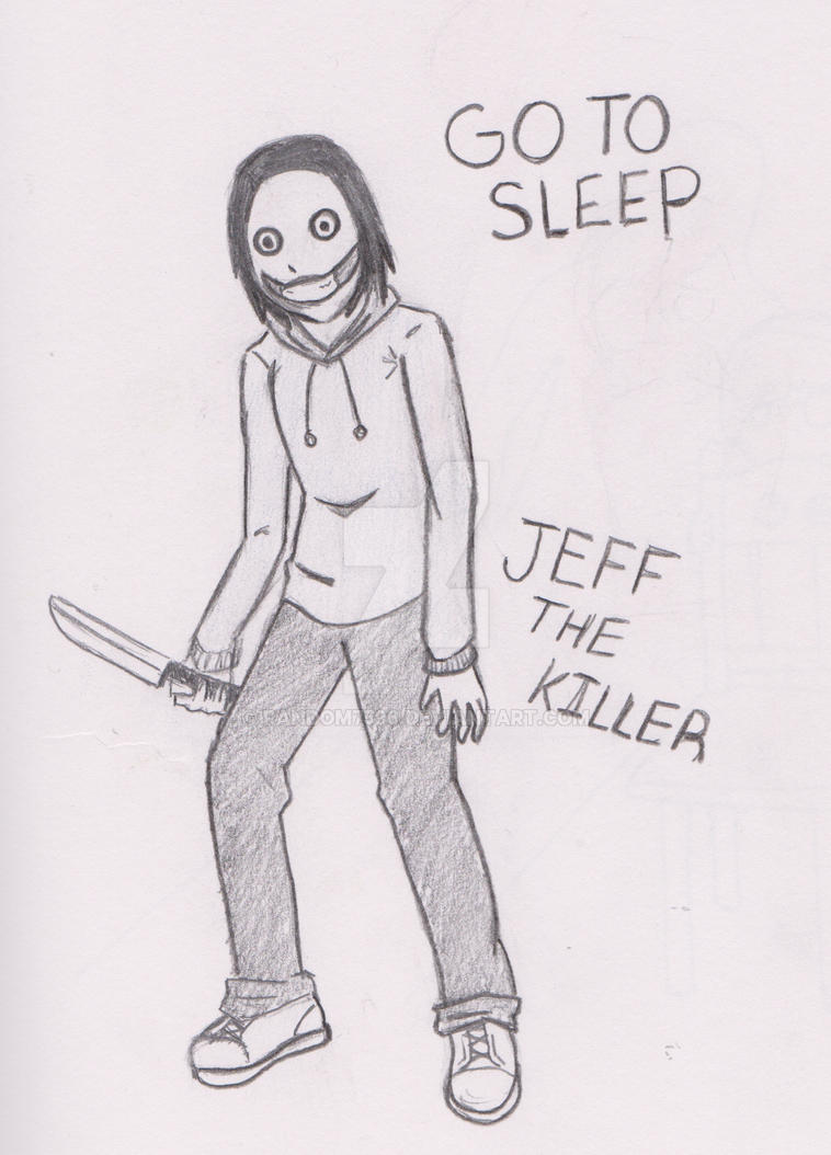 Jeff the Killer by Random7596