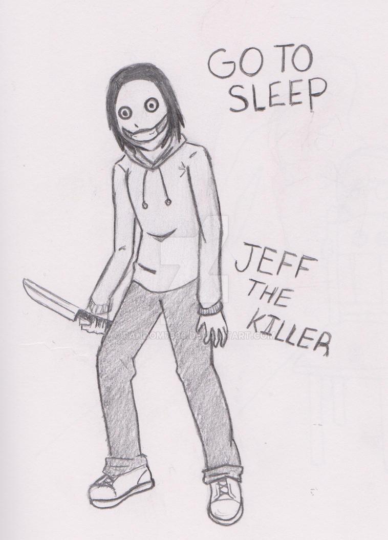 Jeff the Killer by Random7596