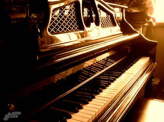 Pianoforte by Splikik