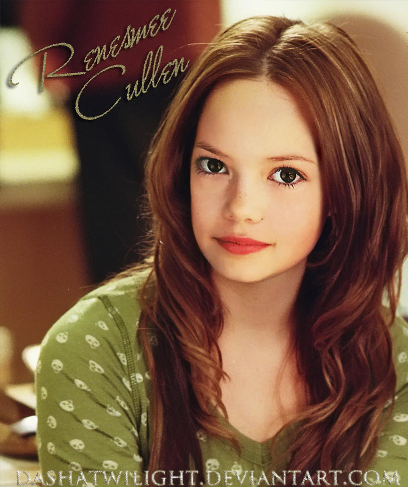 Renesmee As A Teen 23