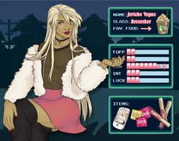 Jericho Vegas || IV App by darkarctik