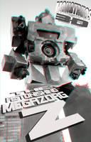 The Astonishing Megazorg Z by djpeluca