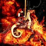 Fire Carousel